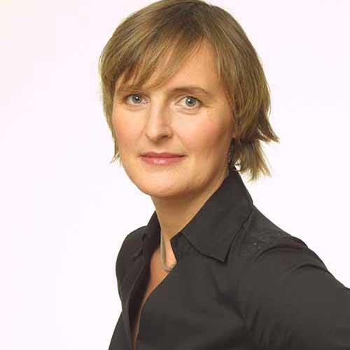 Portrait of Annette Erpenstein from Green Steps