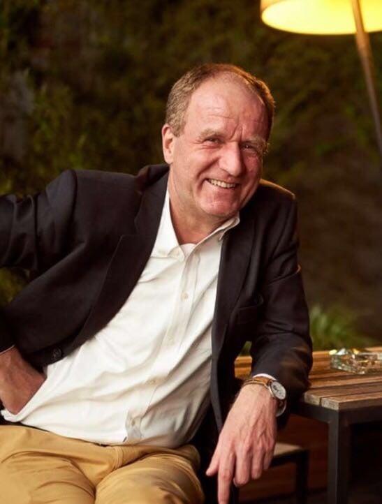 Portrait of Chris Reisinger from Green Steps