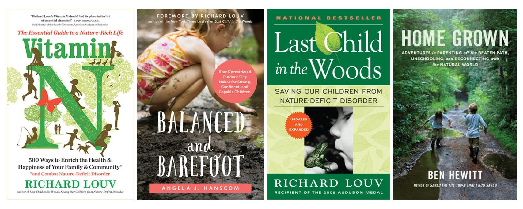 further reading nature deficit disorder