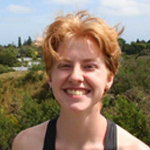 Portrait of Montana Meeker from Green Steps