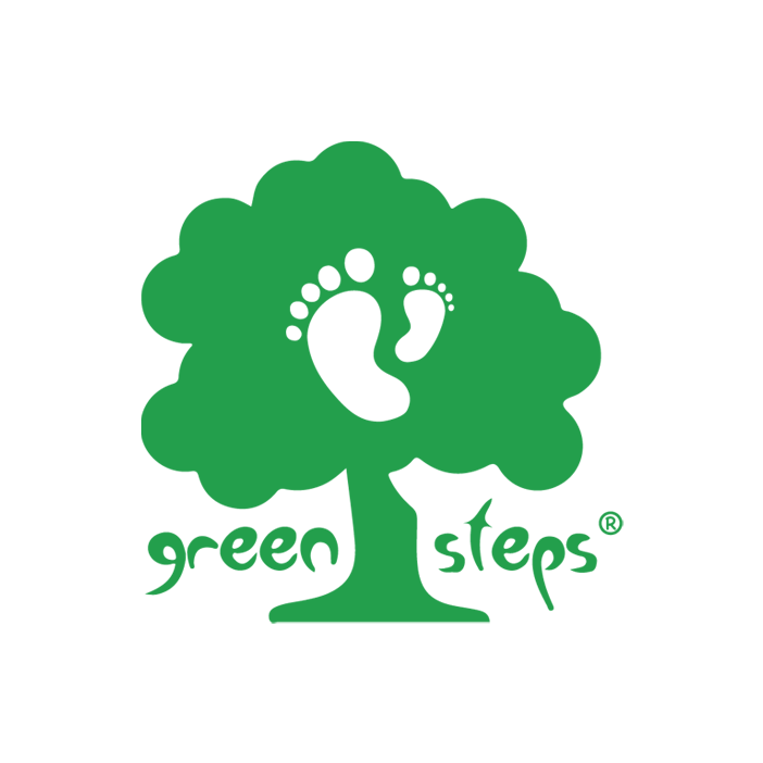 Logo Green Steps