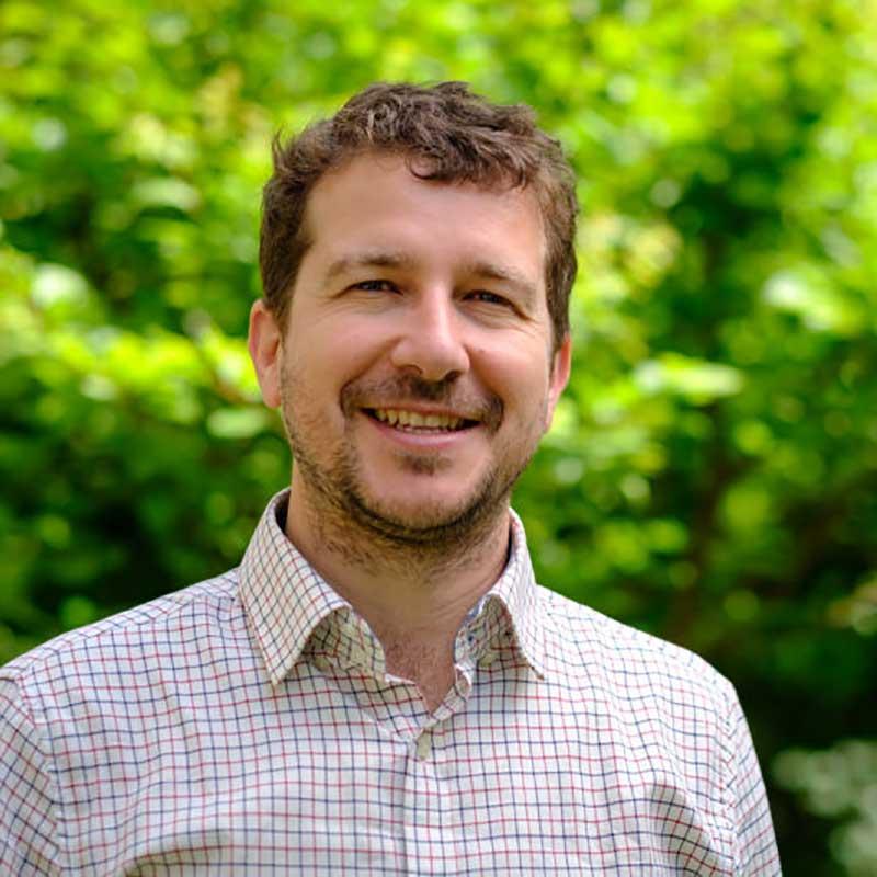 Portrait of Pablo Gonzalez from Green Steps